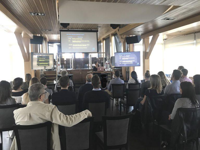 Dr Rana Al-Falaki lecture